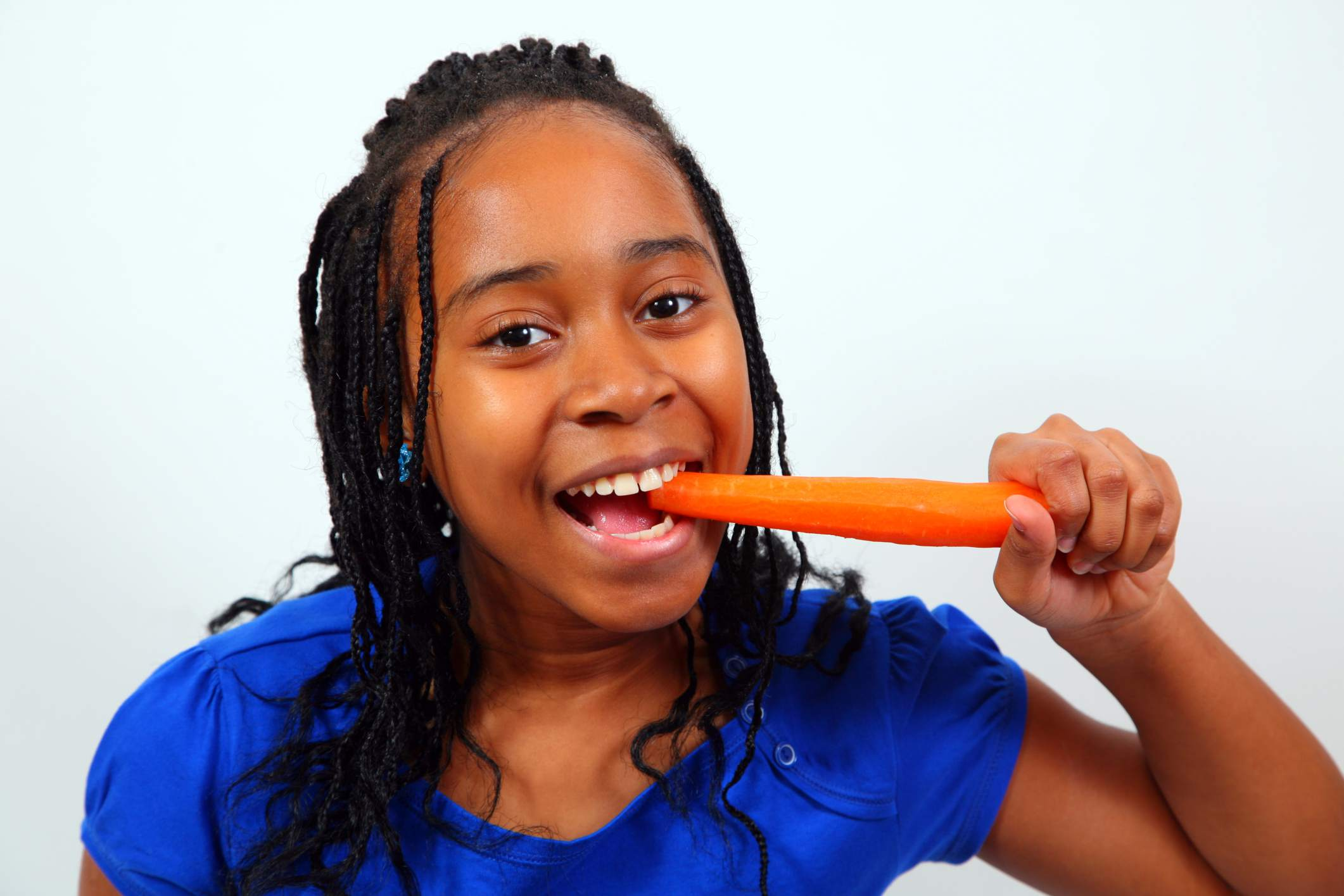 Los adolescentes necesitan hasta 3 tazas de vegetales todos los días.