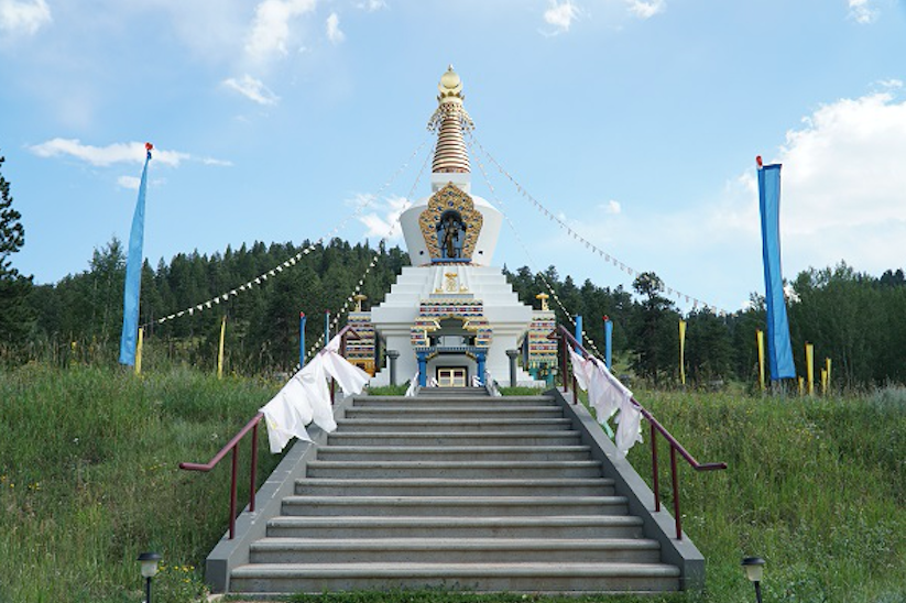 Centro de montaña Retiros de Shambhala