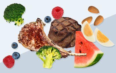 Pegan diet