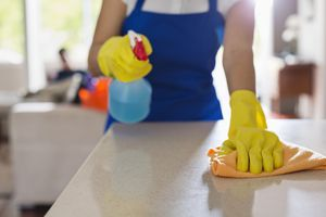 housecleaning to boost metabolism