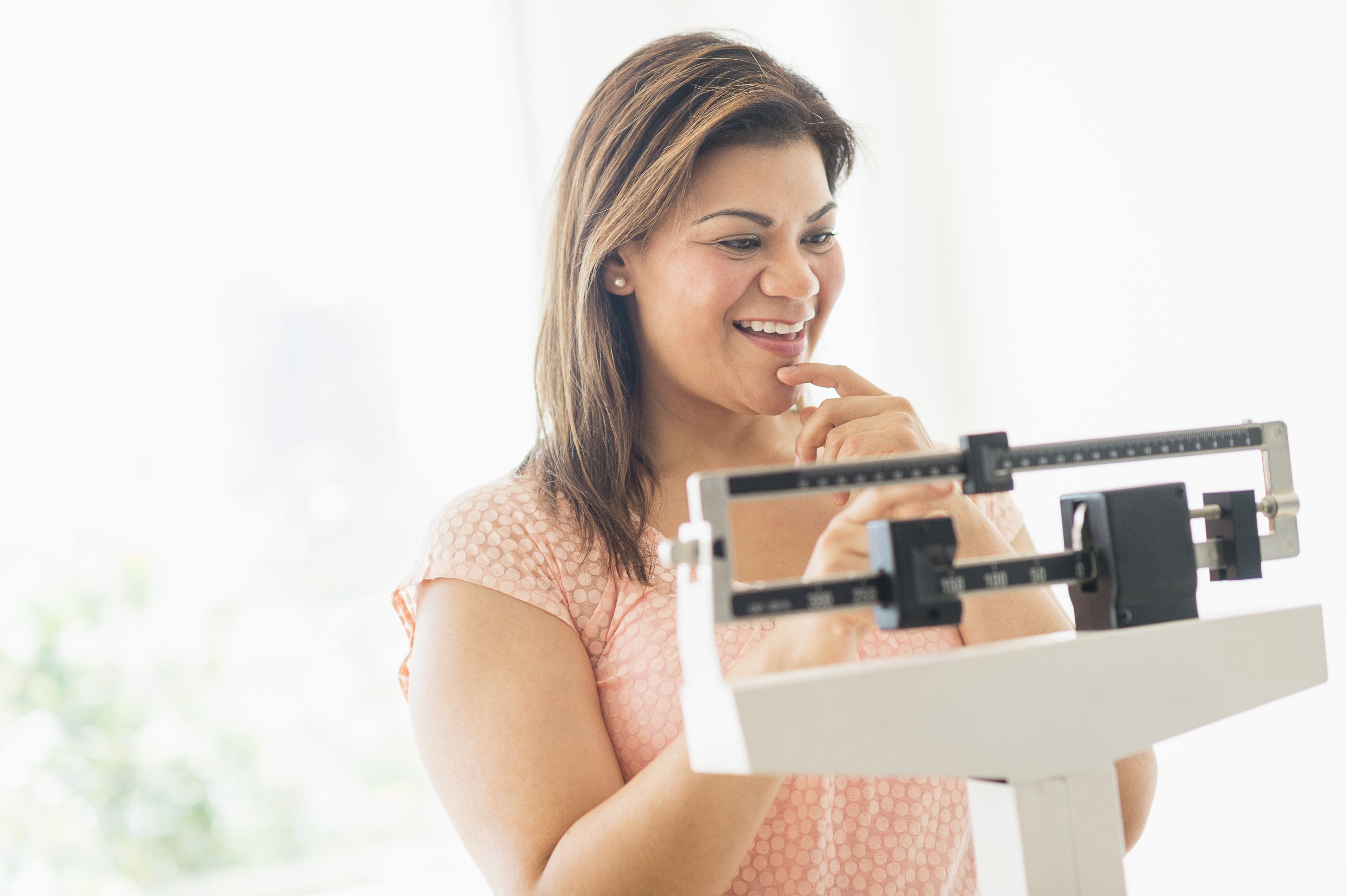 perdere peso prendendo la pillola