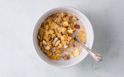 Whole grain cereal