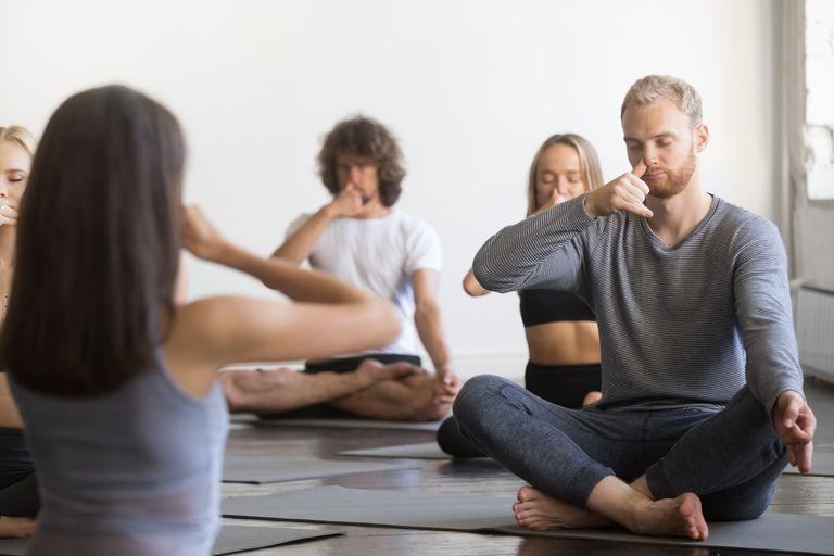 Introduction To Pranayama Yoga Breathing Exercises