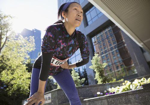Corredor de maratones