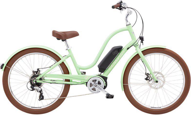 Electra Townie Go! 8D EQ Step-Thru Electric Bike