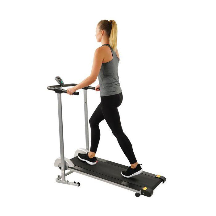 Sunny Health & Fitness SF-T1407M Manual Treadmill