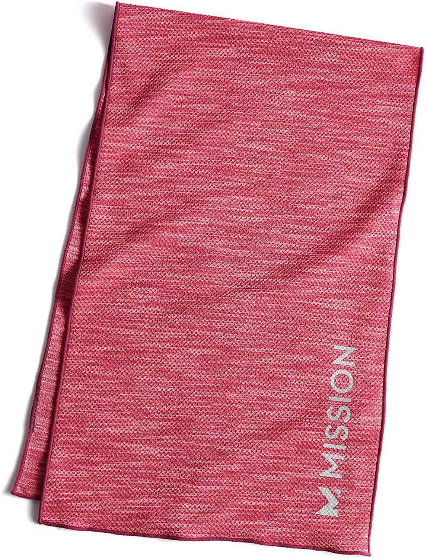 Mission Lite-Knit Cooling Towel