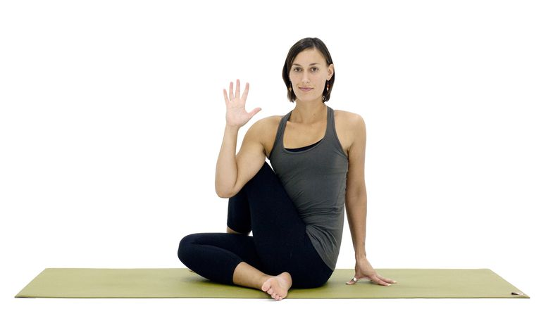How to Do Half Lord of the Fishes Pose - Ardha Matsyendrasana