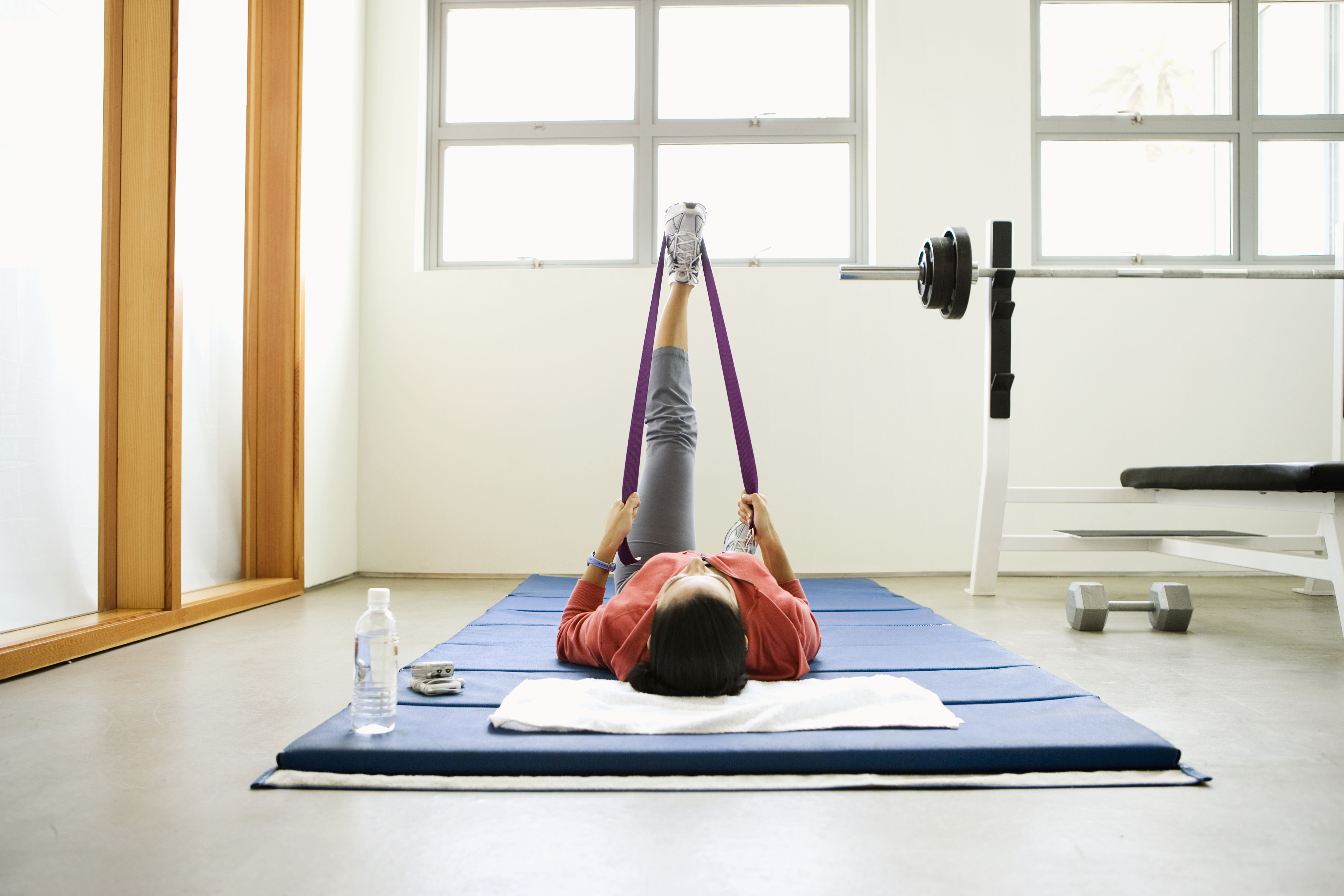 Yoga Hamstring Stretches