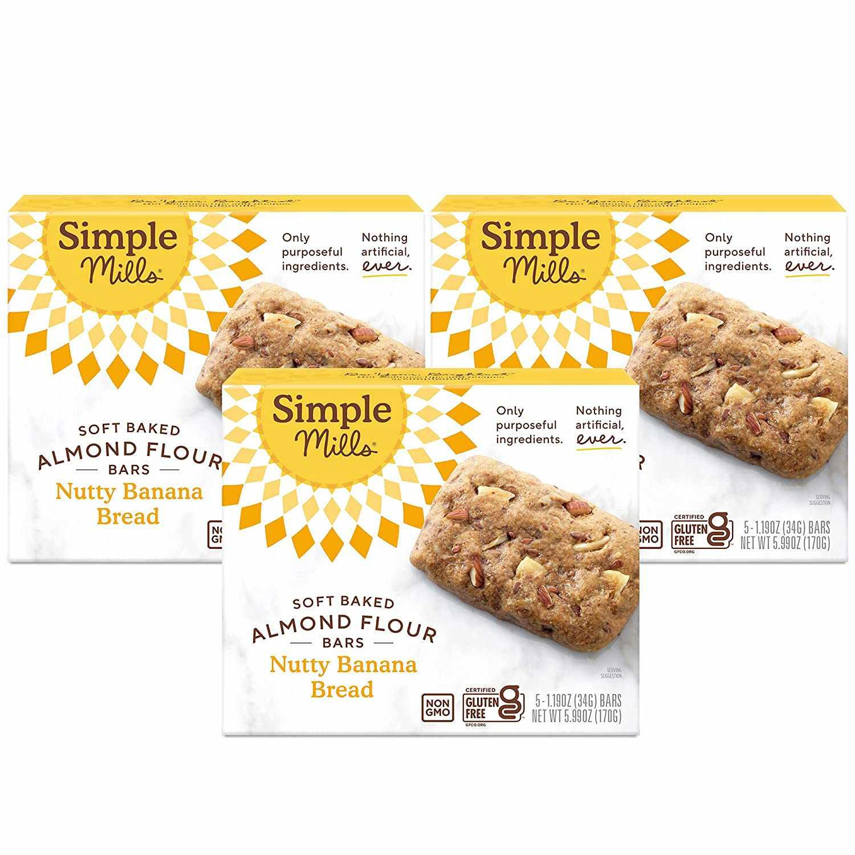 Simple Mills Almond Flour Snack Bars