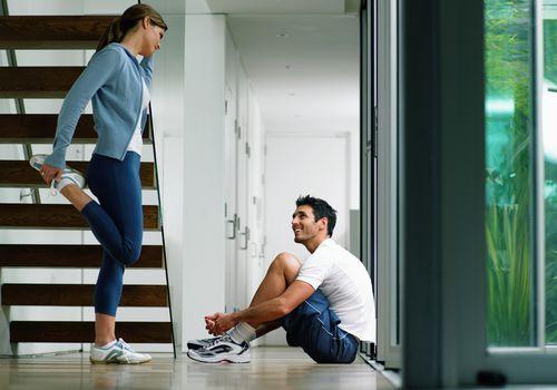 deberías hacer un entrenamiento para parejas?