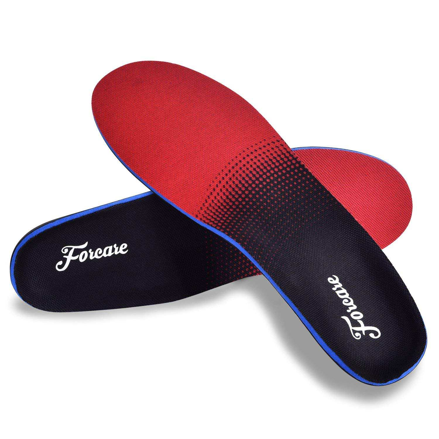 95f52f089b Best Overall  Forcare Plantar Fasciitis Insoles for Men and Women