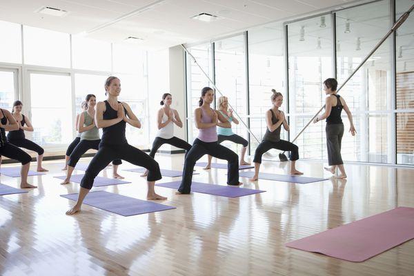 Power Yoga Class