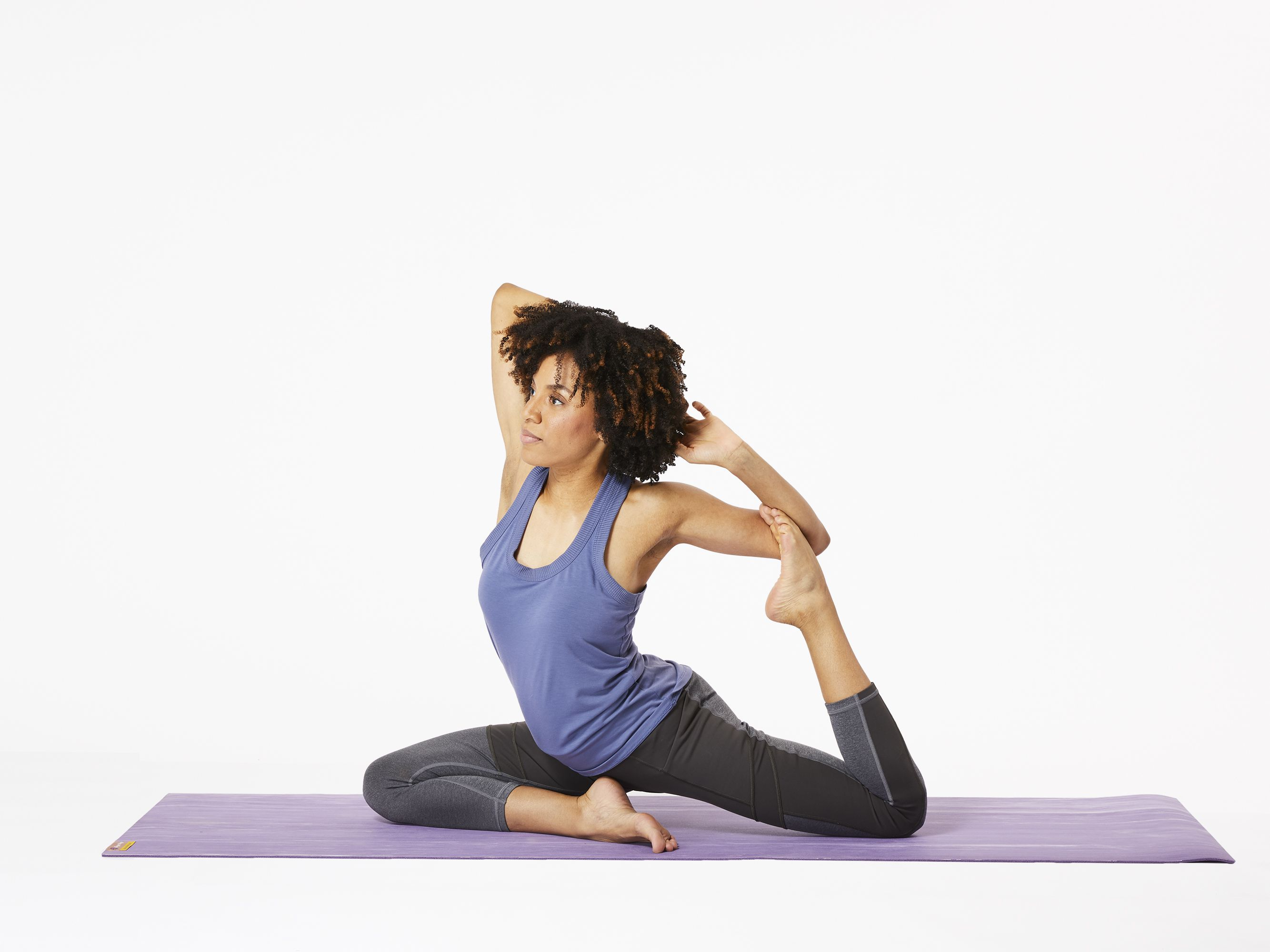 Lizard Pose How To Say