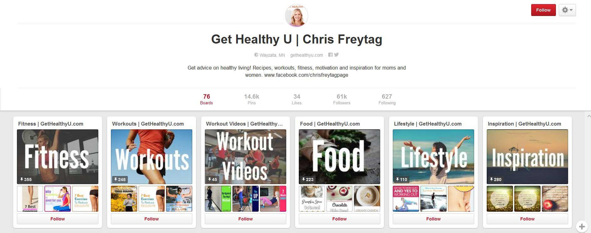 Chris Freytag Pinterest