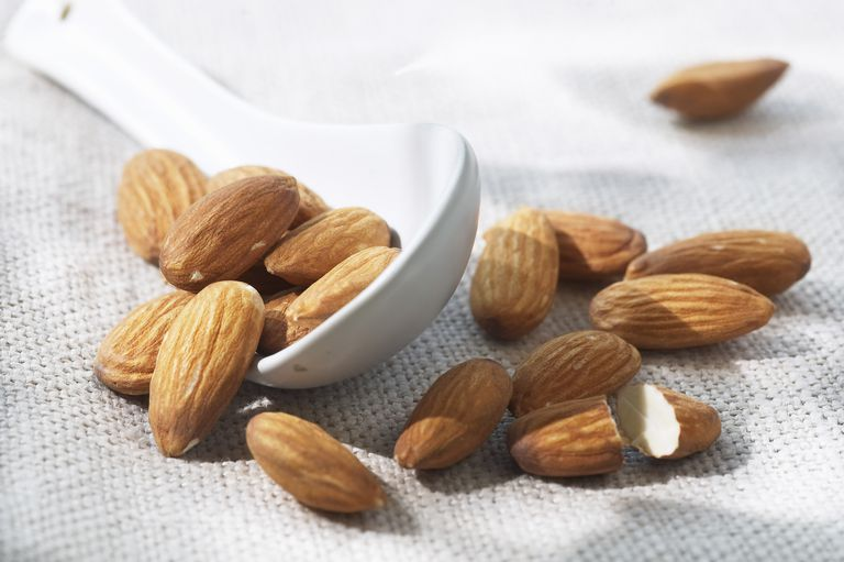 Almonds are good for your immune system function.