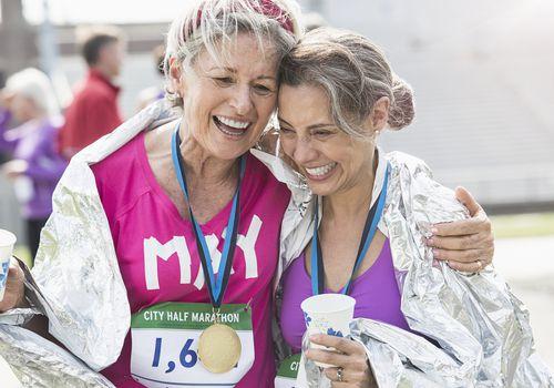 Finalizadores del medio maratón