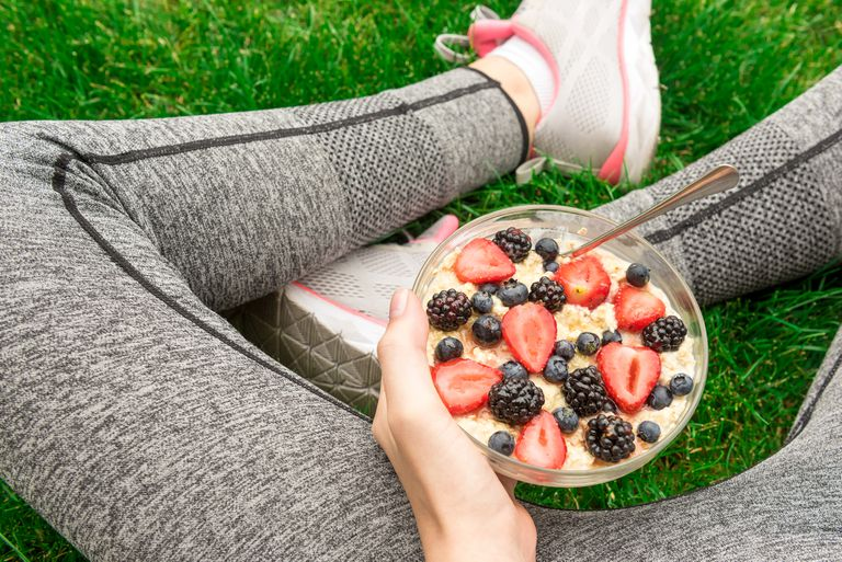 What Energy Foods to Eat Before Exercise