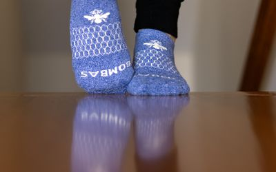 Bombas Women's Marl Ankle Socks