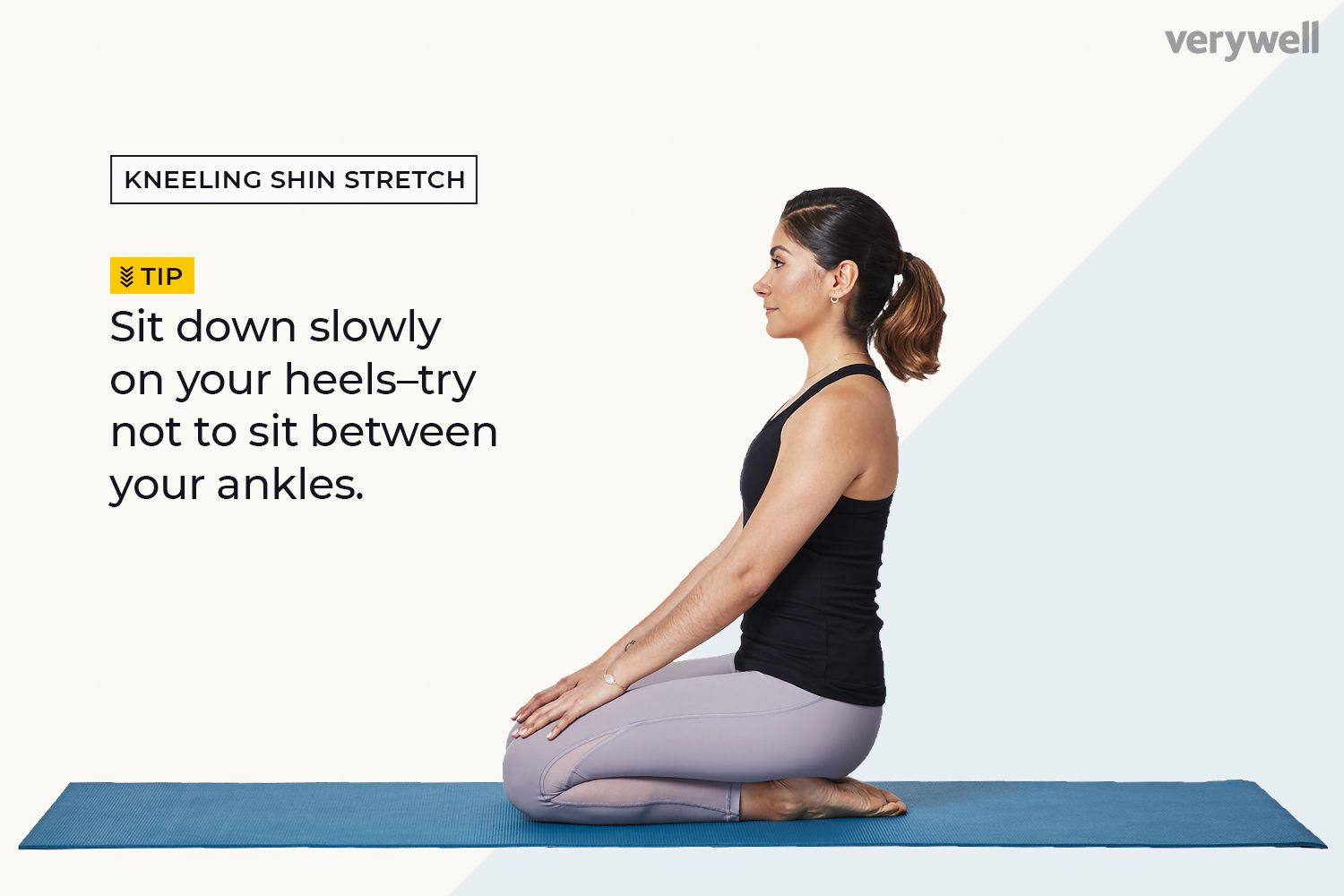 Stretch Your Anterior Tibialis at Home to Prevent Shin Pain