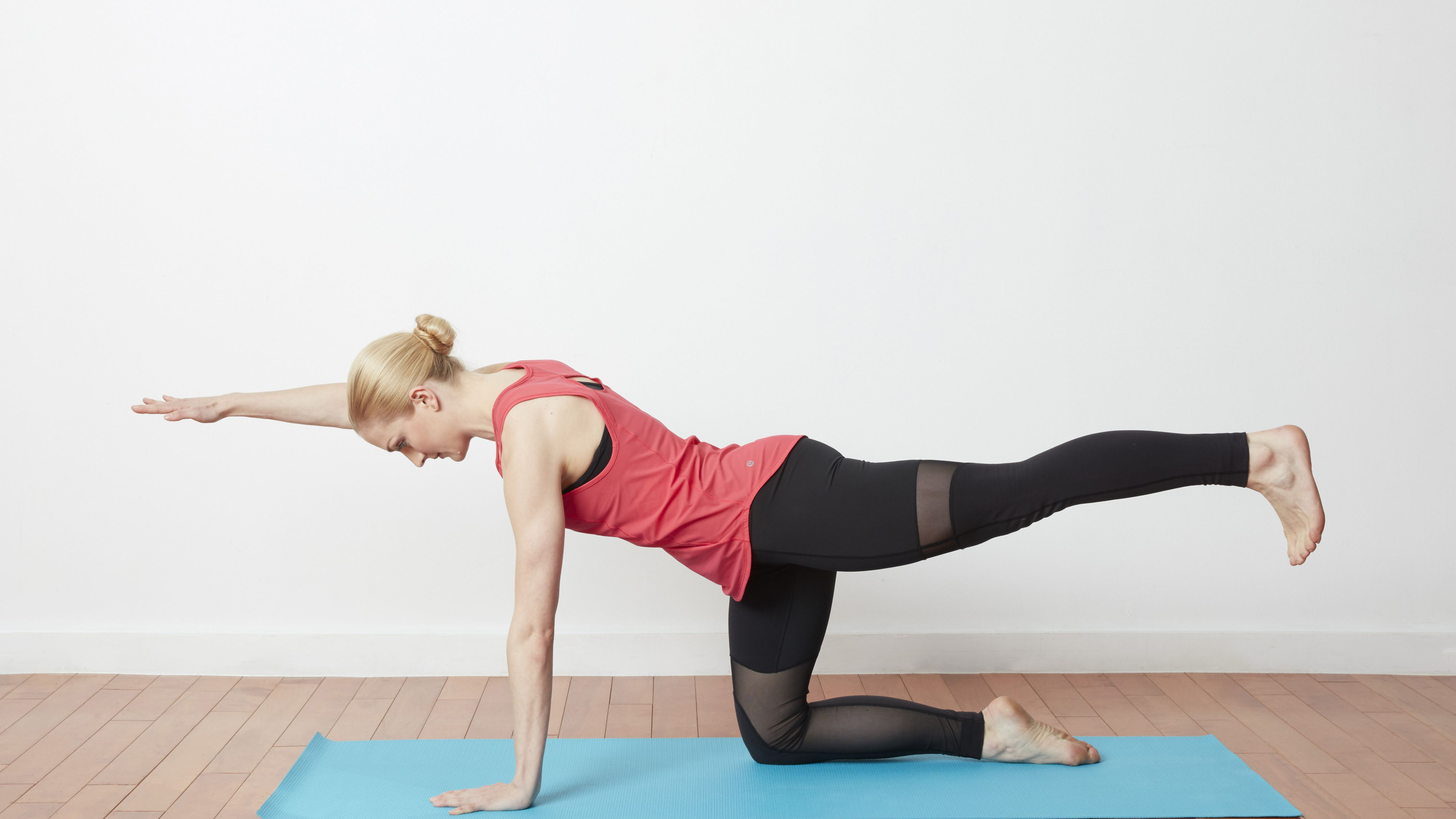 How to Do the Bird-Dog Exercise
