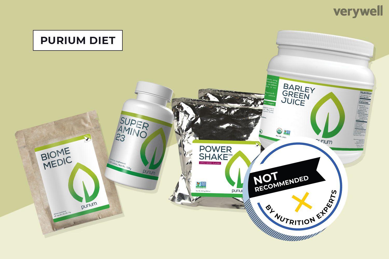 purium programul de pierdere în greutate de 10 zile)