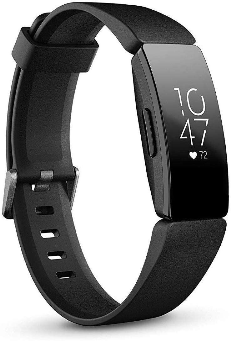 Fitbit Inspire HR Heart Rate and Fitness Tracker