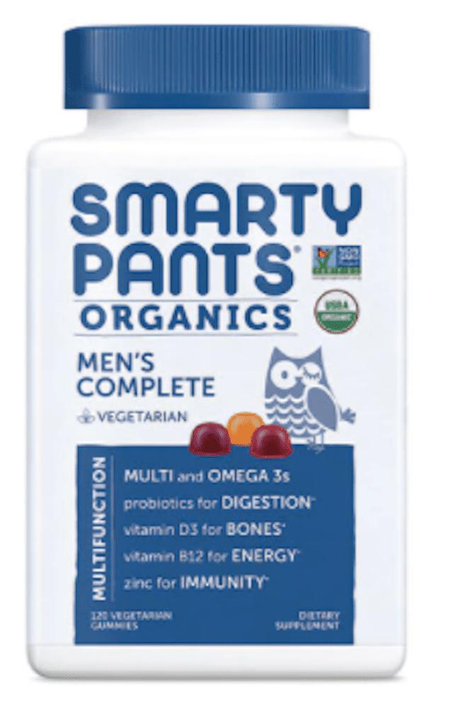 SmartyPants Organics Men's Complete