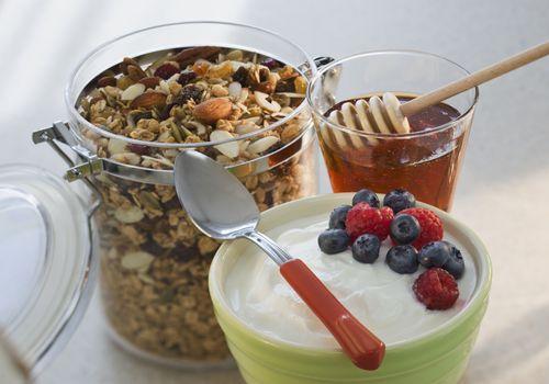 desayuno saludable sin gluten
