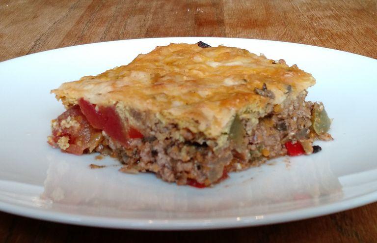 Low-Carb Tamale Pie