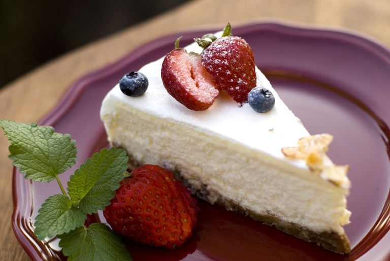 low-carb cheesecake