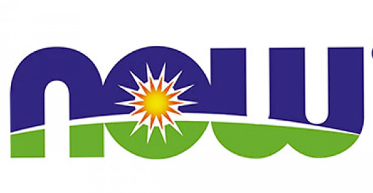 Logotipo de NOW Foods