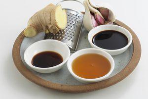 Ginger Tamari Sauce