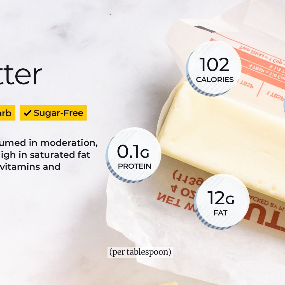 Butter Nutrition Facts And Health Benefits