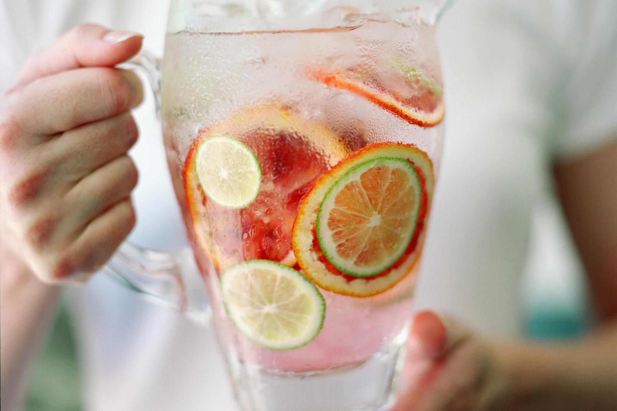 Stop Drinking Plain, Boring Water and Flavor It
