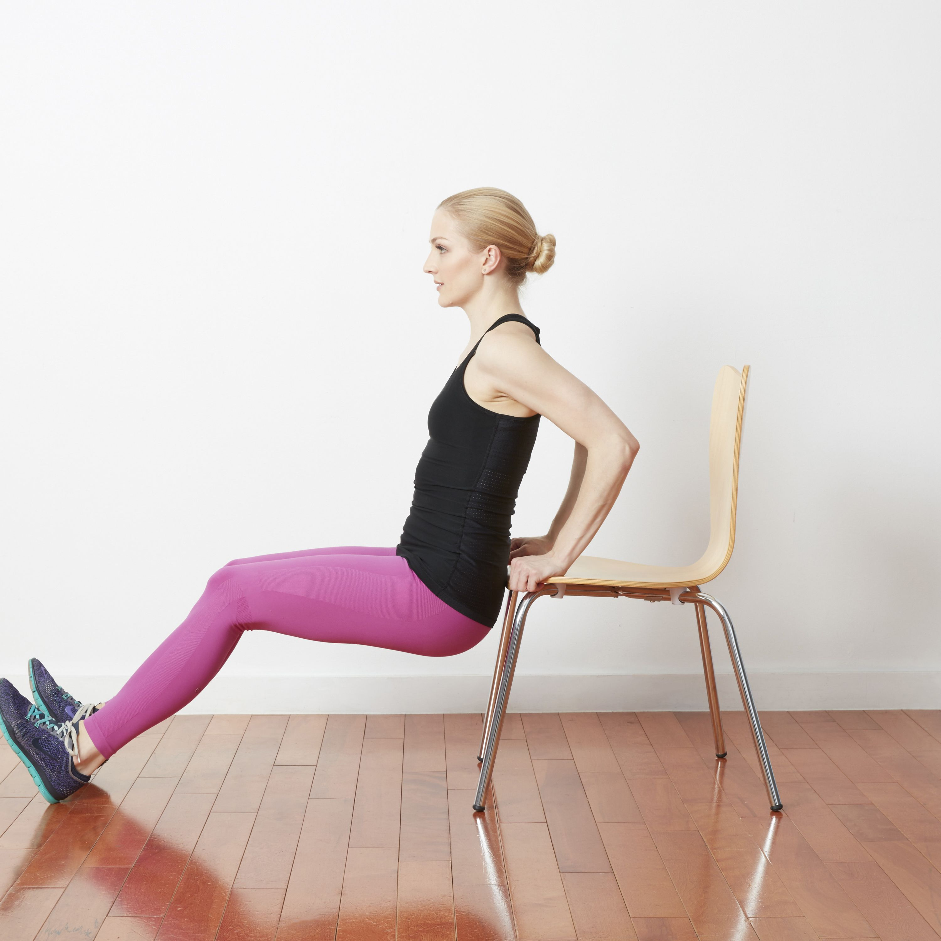 Bench Dips For Triceps