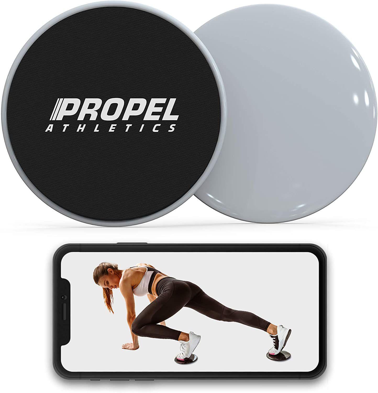 Propel Athletics Premium Core Sliders