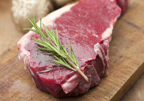 Carne de bisonte