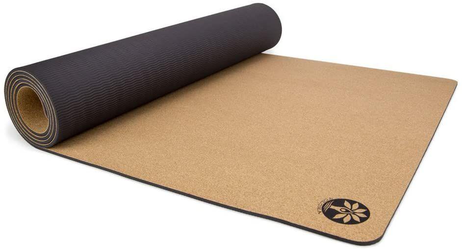 Yoloha Aura Cork Yoga Mat