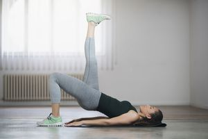 Glute/hip exercise