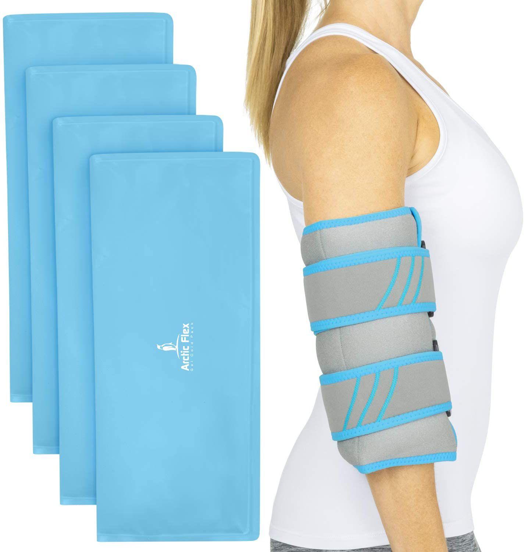 Vive Elbow Ice Pack Gel Wrap
