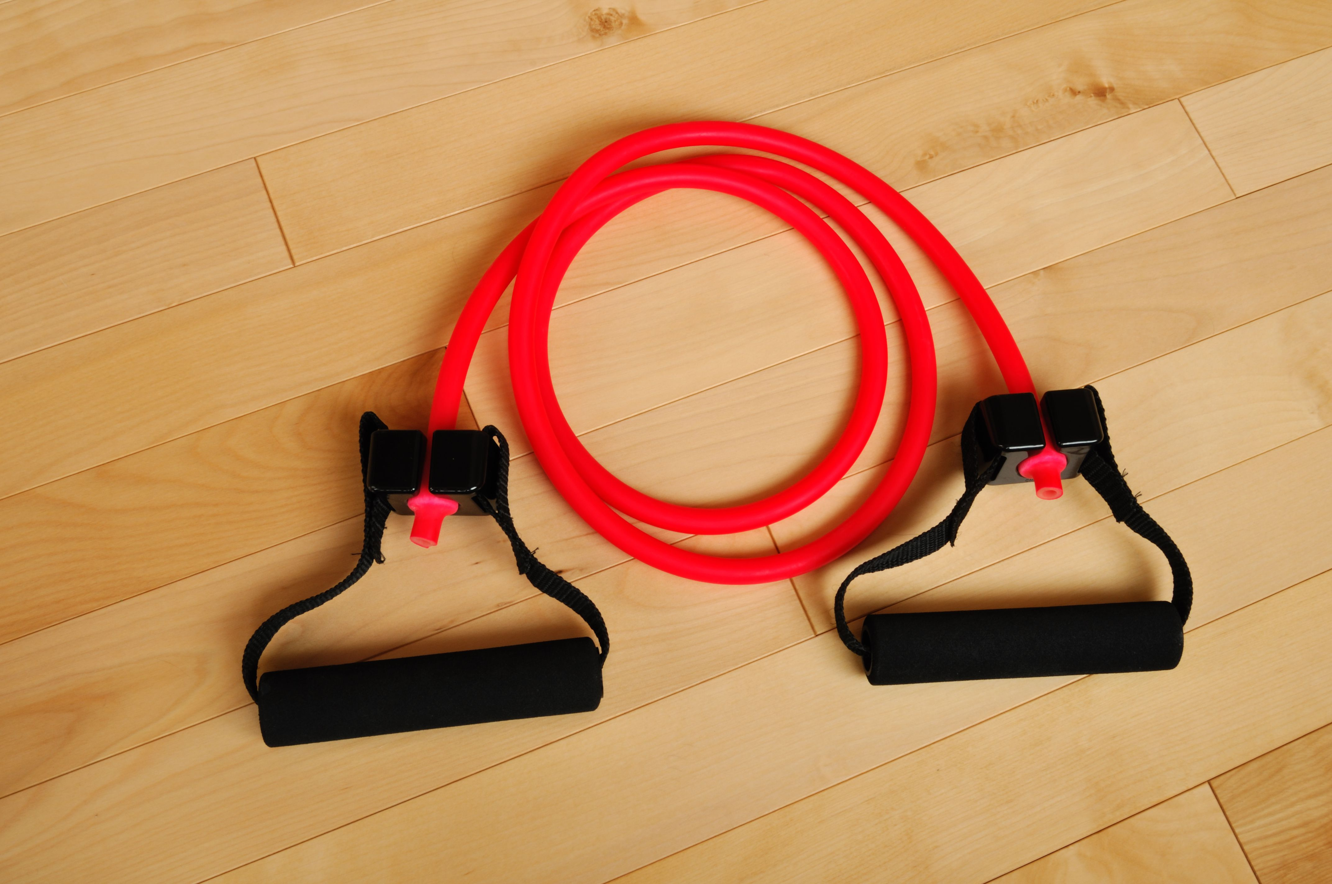 Beginner Total Body Resistance Band Workout