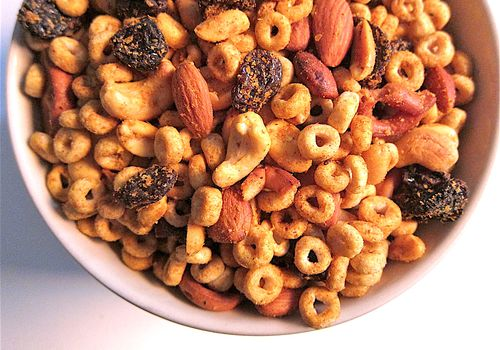 Savory Spiced Snack MIx
