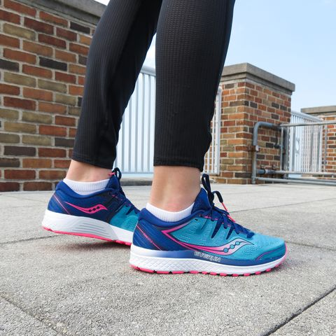 Details about  /Saucony Guide ISO 2 Womens Running Shoes Silver