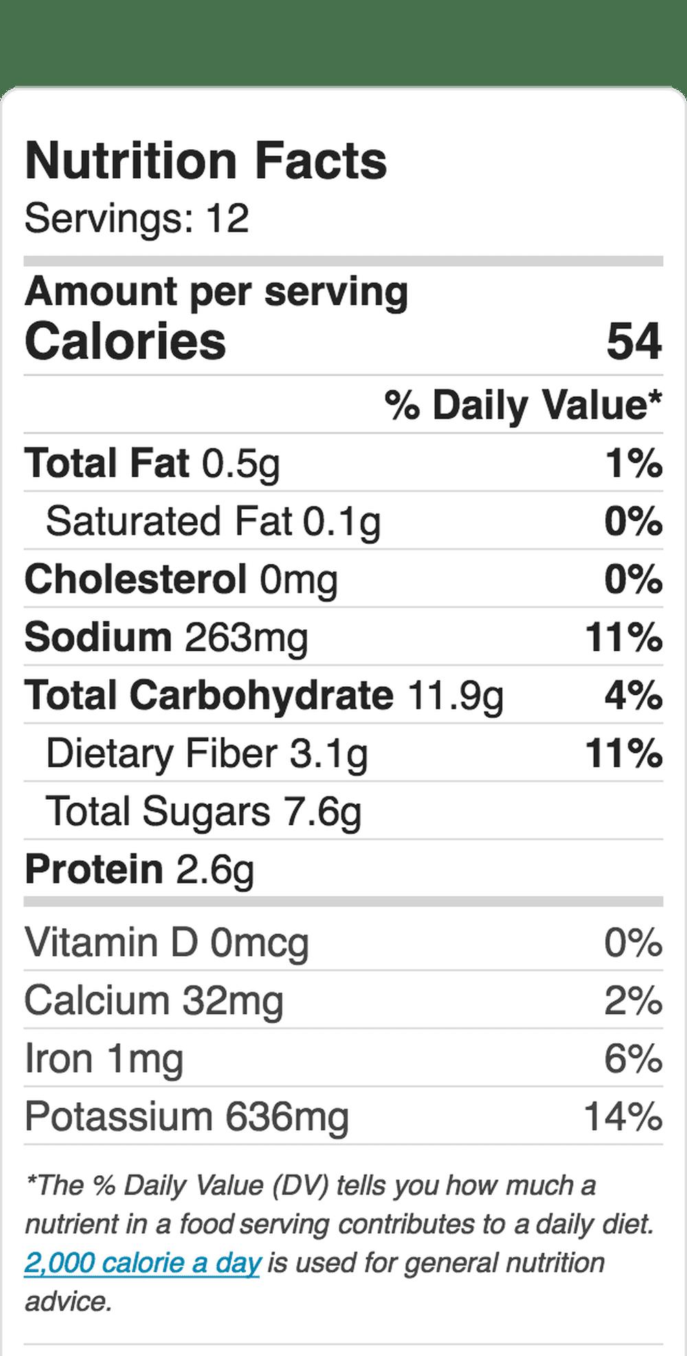 Nutrition Label Embed 998906866 5ba1c2f2c9e77c0082856140