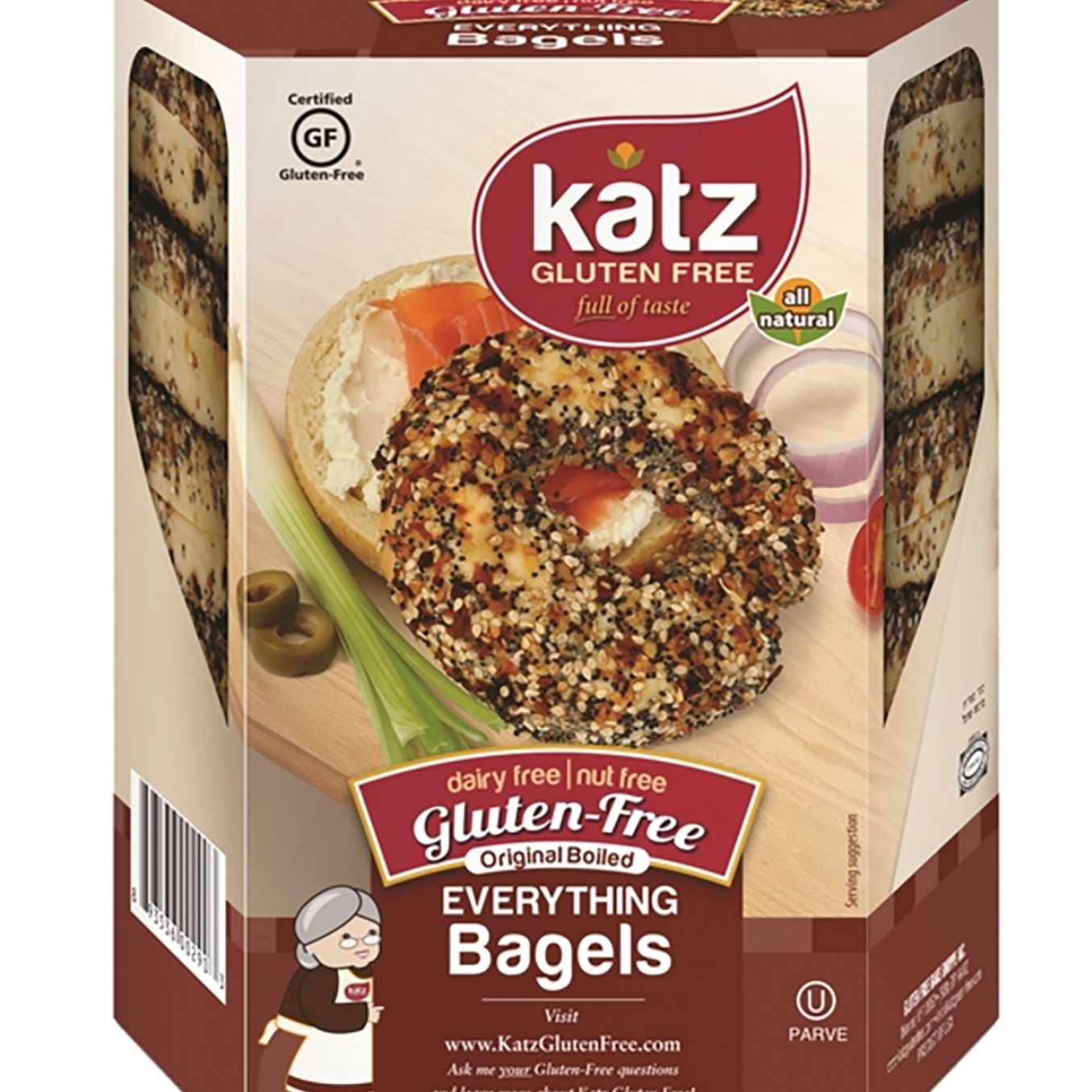 Katz gluten-free bagels