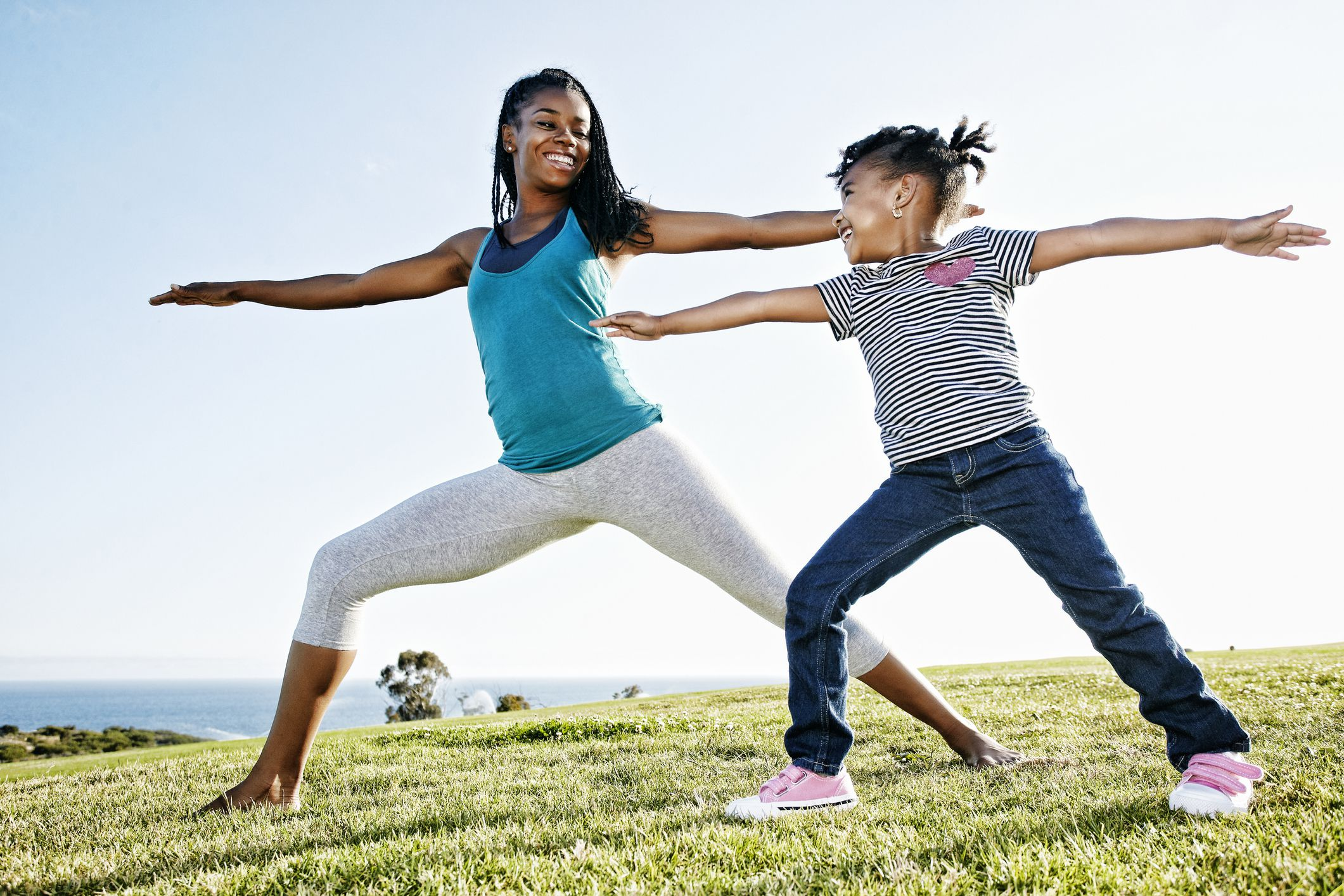 5 Fun Exercises for Family Health and Fitness Day