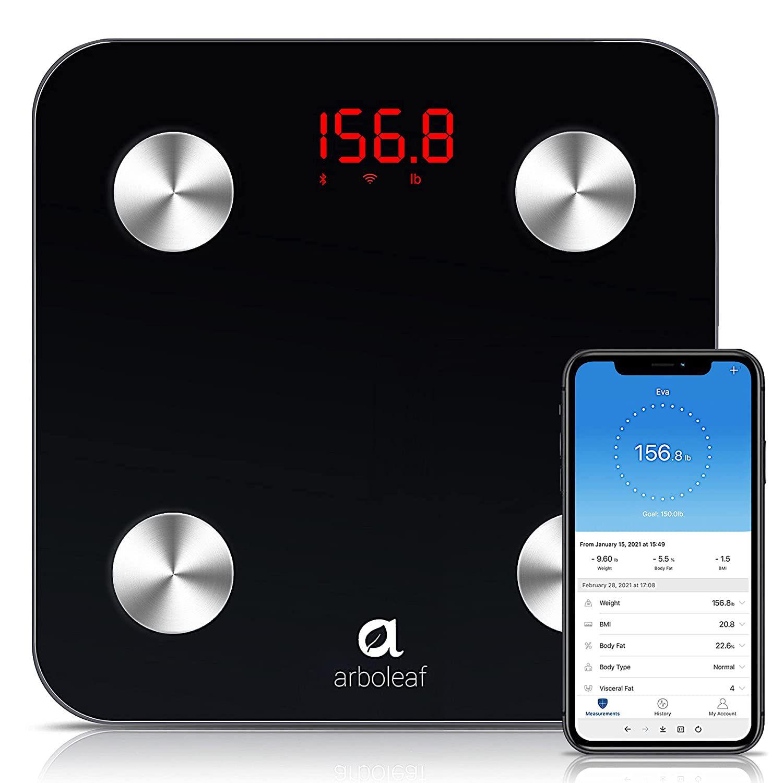 Arboleaf Body Fat Scale