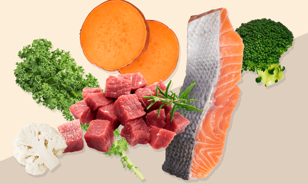 Food in the lectin free diet