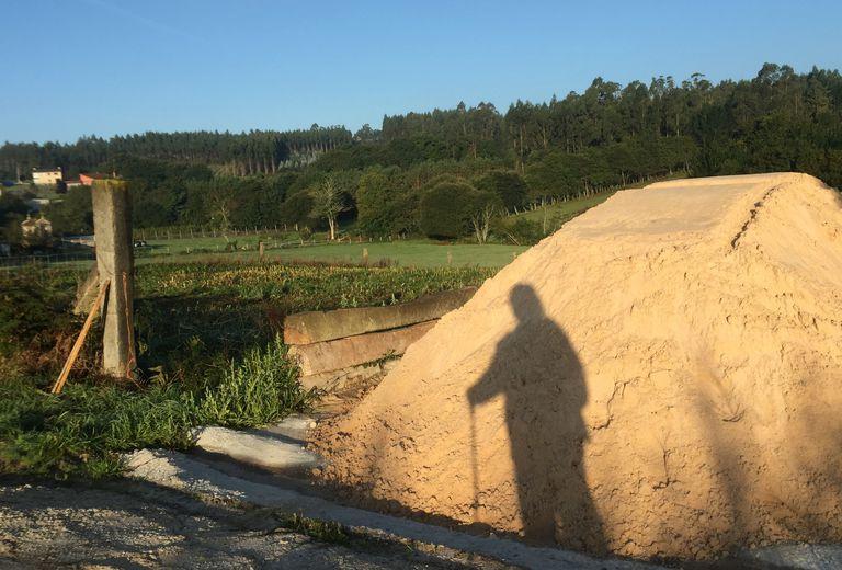 Camino - Shadow and Farms
